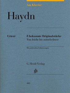 Am Klavier - Haydn