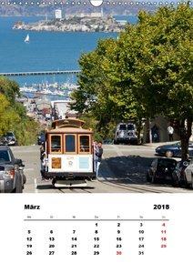 SAN FRANCISCO im Sommer