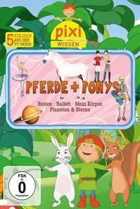 Pixi Wissen TV 05: Pferde+Ponys / Reiten / Ballett / Mein Körper