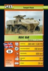 Ravensburger 20306 - Starke Panzer