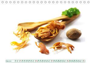 Leichte Küche (Tischkalender 2019 DIN A5 quer)