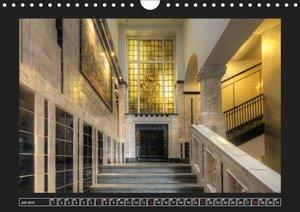 Hamburger Treppenhäuser (Wandkalender 2019 DIN A4 quer)