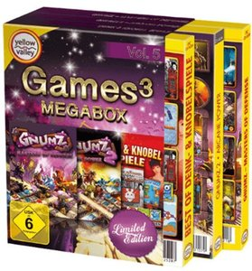 Yellow Valley: Games3 - MegaBox Vol. 5 (Limited Edition)
