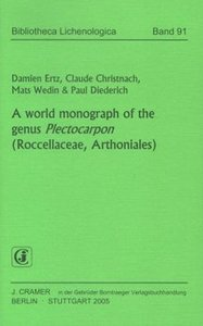 A World monograph of the genus Plectocarpon (Roccellaceae, Artho