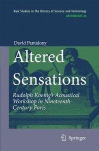 Altered Sensations