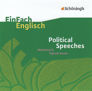 Political Speeches - Audio-CD