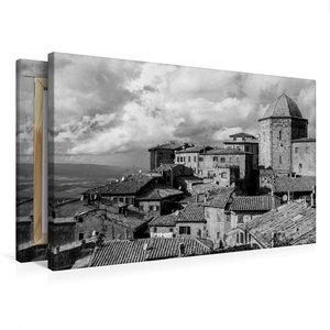 Premium Textil-Leinwand 75 cm x 50 cm quer Volterra