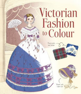Victorian Fashion to Colour