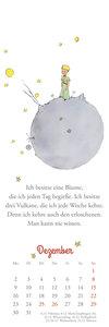 Der Kleine Prinz Lesezeichen & Kalender 2019