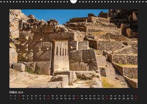 Peru, die Inkas und ihre Ahnen (Wandkalender 2019 DIN A3 quer)