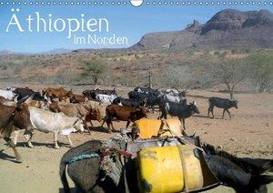 Äthiopien im Norden (Wandkalender 2019 DIN A3 quer)