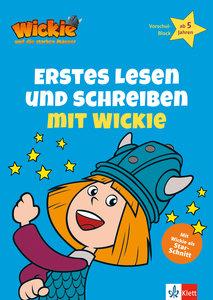 Wickie und die starken Männer: Erstes Lesen und Schreiben mit Wi