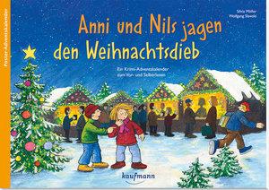 Anni und Nils jagen den Weihnachtsdieb