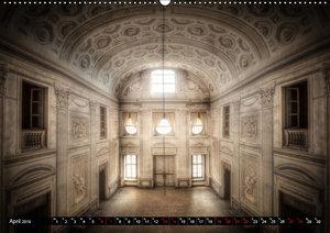 Italiens vergessene Palazzi (Wandkalender 2019 DIN A2 quer)