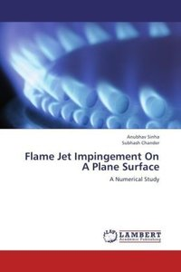Flame Jet Impingement On A Plane Surface