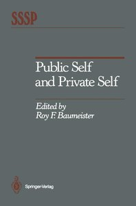 Public Self and Private Self