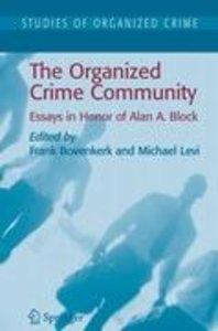 The Organized Crime Community