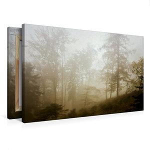 Premium Textil-Leinwand 75 cm x 50 cm quer Heimlich erreichte de