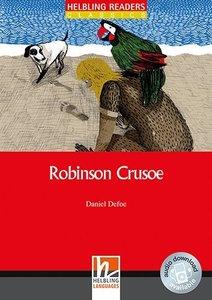 Robinson Crusoe, Class Set. Level 2 (A1/A2)