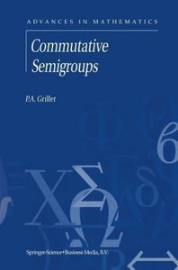 Commutative Semigroups