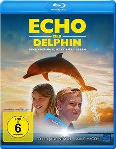 Echo, der Delphin - Eine Freundschaft fürs Leben, 1 Blu-ray