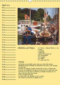 Ostfriesland - Appetit auf mehr / Geburtstagskalender (Wandkalen