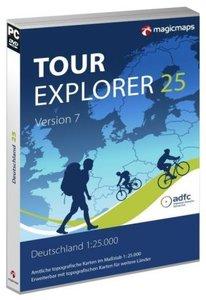 Tour Explorer 25 Set Nord Bremen / Hamburg / Schleswig-Holstein