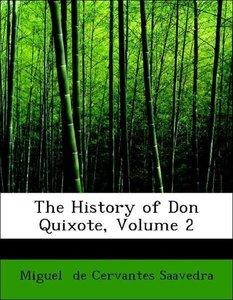 The History of Don Quixote, Volume 2