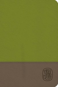 NRSV Wesley Study Bible: Sage Thicket Decotone