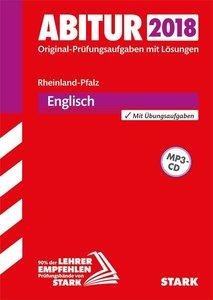 Abiturprüfung Rheinland-Pfalz 2018 - Englisch