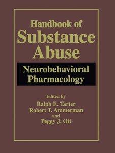 Handbook of Substance Abuse