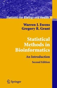 Statistical Methods in Bioinformatics