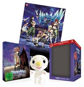 Fairy Tail: Dragon Cry (Movie 2) - DVD - Limited Steelcase Editi