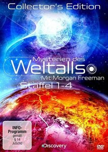 Mysterien des Weltalls - Collector\'s Edition, 8 DVD (Limited Ed