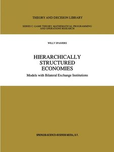 Hierarchically Structured Economies