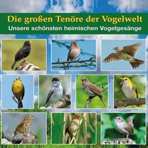 Die großen Tenöre der Vogelwelt, 1 Audio-CD