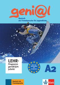 genial. A2 Kursbuch. DVD