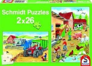 Schmidt Spiele 55051 - Auf dem Bauernhof