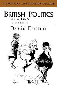 British Politics Since 1945