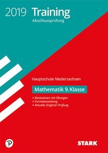 Training Abschlussprüfung Hauptschule Niedersachsen 2019 - Mathe