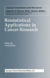 Biostatistical Applications in Cancer Research