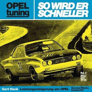 Opel tuning - So wird er schneller