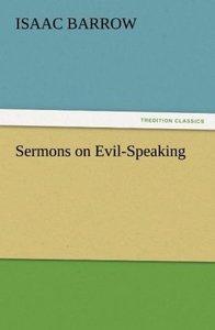 Sermons on Evil-Speaking