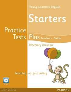 Practice Tests Plus YLE Starters. Teacher's Book (with Multi-ROM