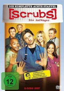 Scrubs: Die Anfänger - Die komplette achte Staffel