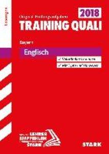 Training Quali Bayern 2018 - Englisch Lösungsheft