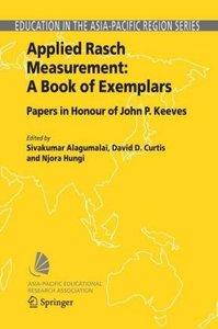 Applied Rasch Measurement: A Book of Exemplars