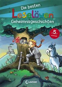 Leselöwen - Das Original - Die besten Leselöwen-Geheimnisgeschic