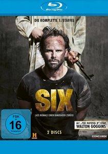 SIX-DIE KOMPLETTE 1.STAFFEL (Blu-ray)