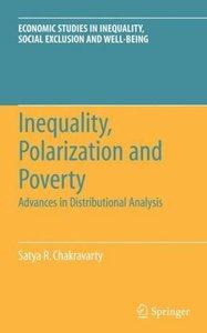 Inequality, Polarization and Poverty